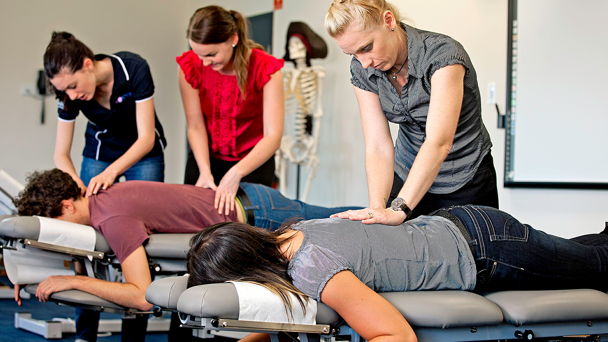 chiropractic teatments
