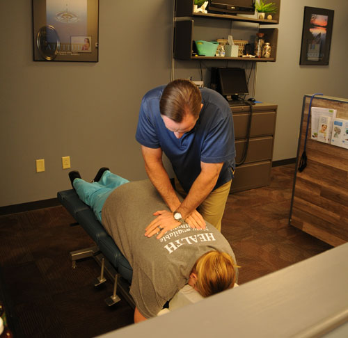 Massage Therapy in Dickson