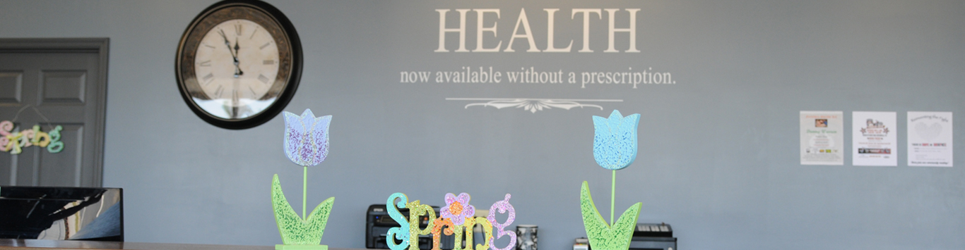Chiropractic clinic in Dickson